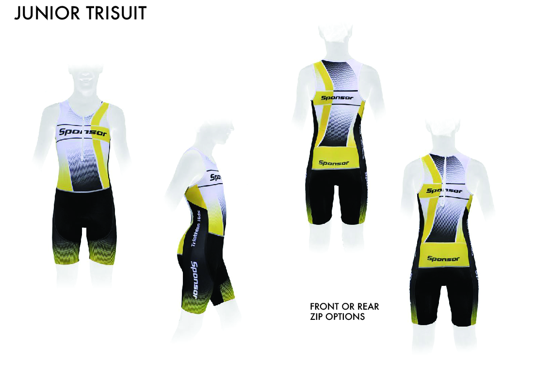 Junior Trisuit
