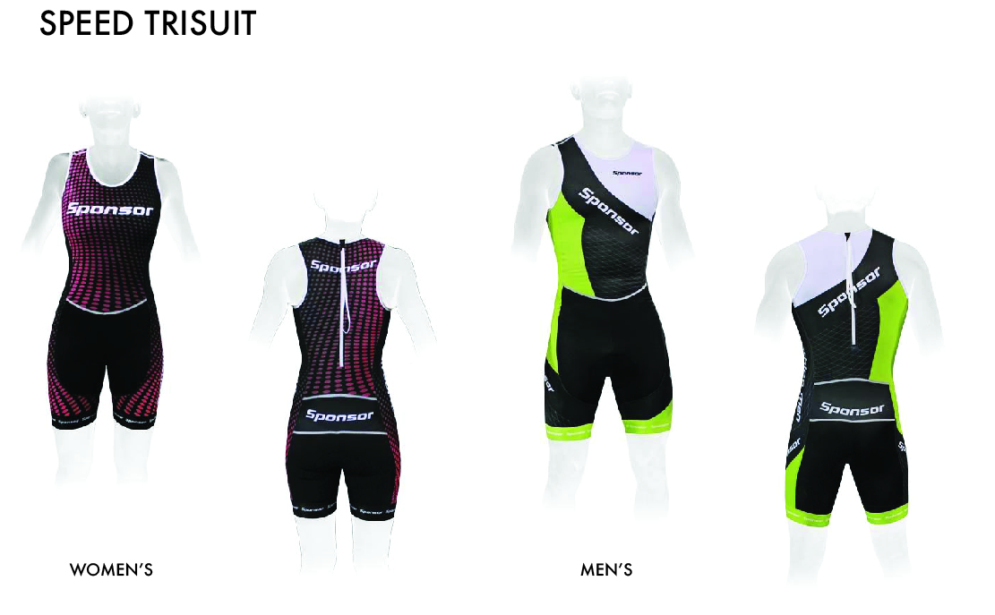 Speed Trisuit